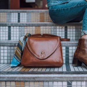 Patricia Nash the Alimena Cross-Body Bag purse
